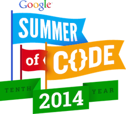 Google Summer of Code 2014 Logo
